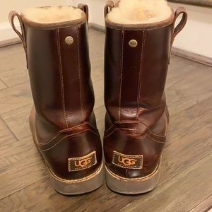 UGG Leather Boot